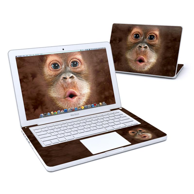 Orangutan MacBook 13-inch Skin