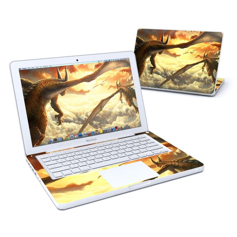 Over the Clouds MacBook 13-inch Skin