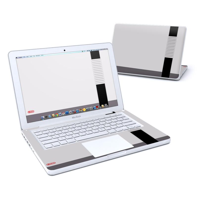 Retro Horizontal MacBook 13-inch Skin