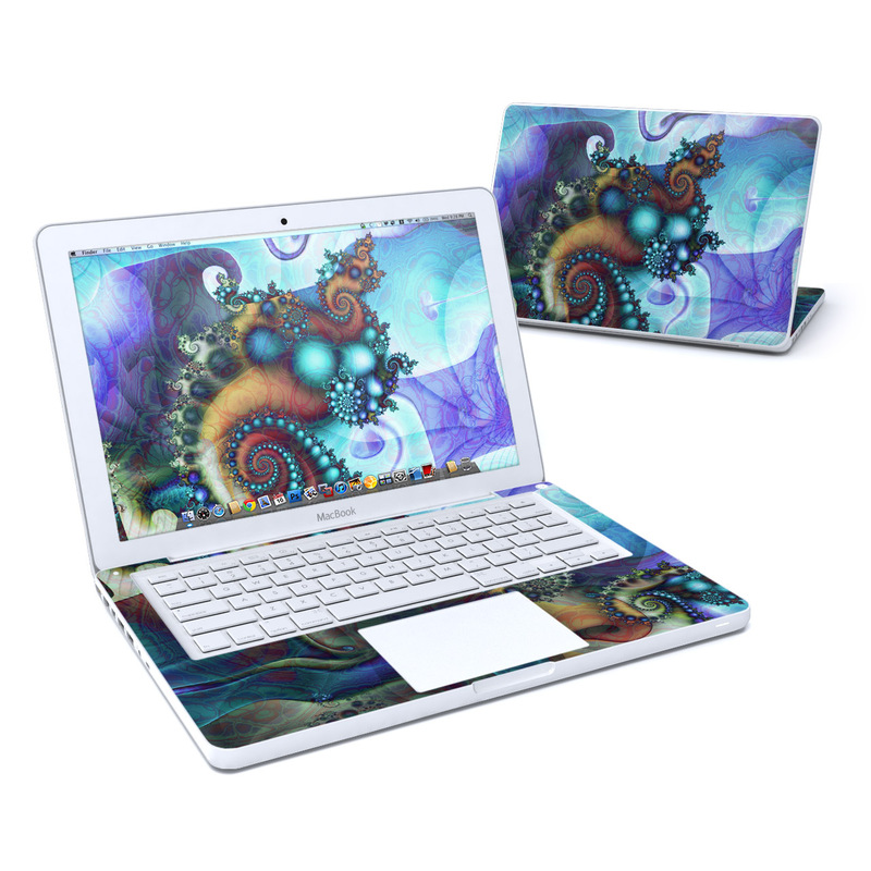Sea Jewel MacBook 13-inch Skin