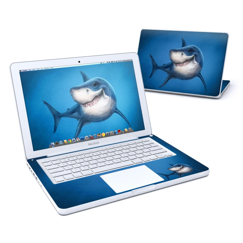 Shark Totem MacBook 13-inch Skin