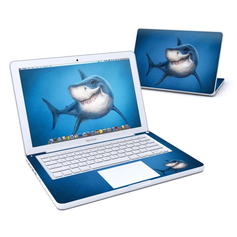 Shark Totem Old MacBook 13-inch Skin