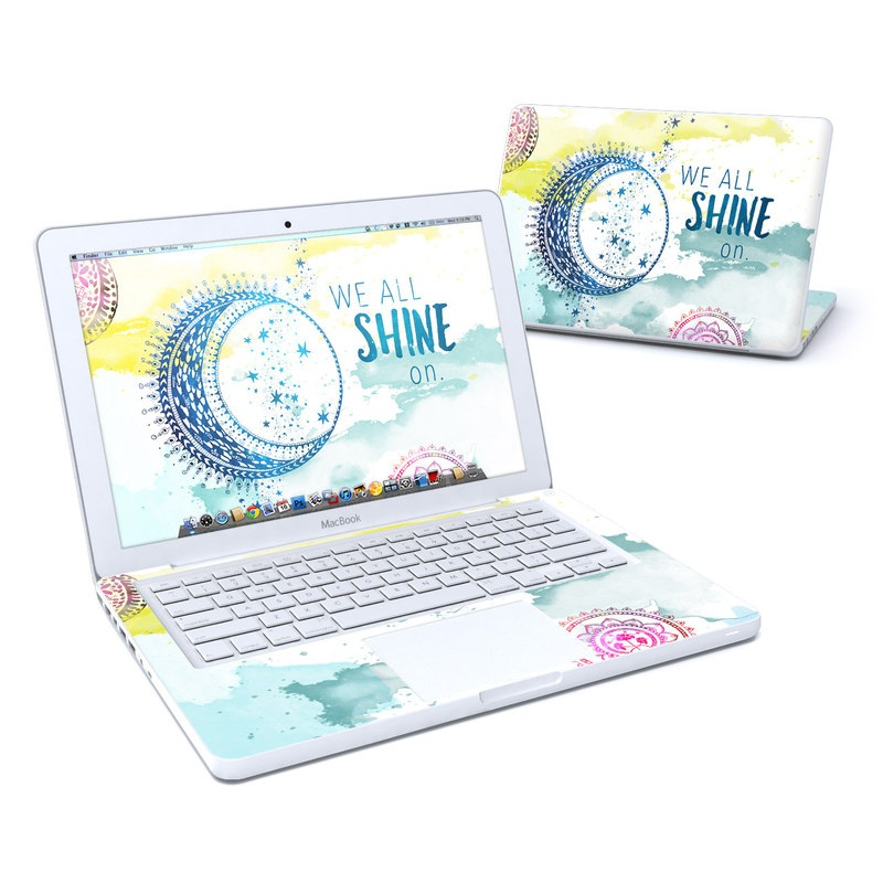 Shine On MacBook 13-inch Skin