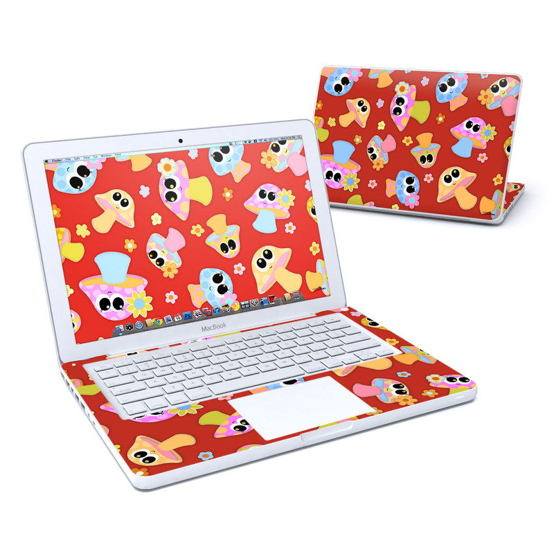 Shroomies MacBook 13-inch Skin