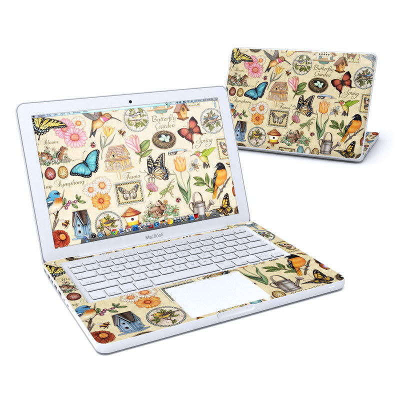 Spring All MacBook 13-inch Skin