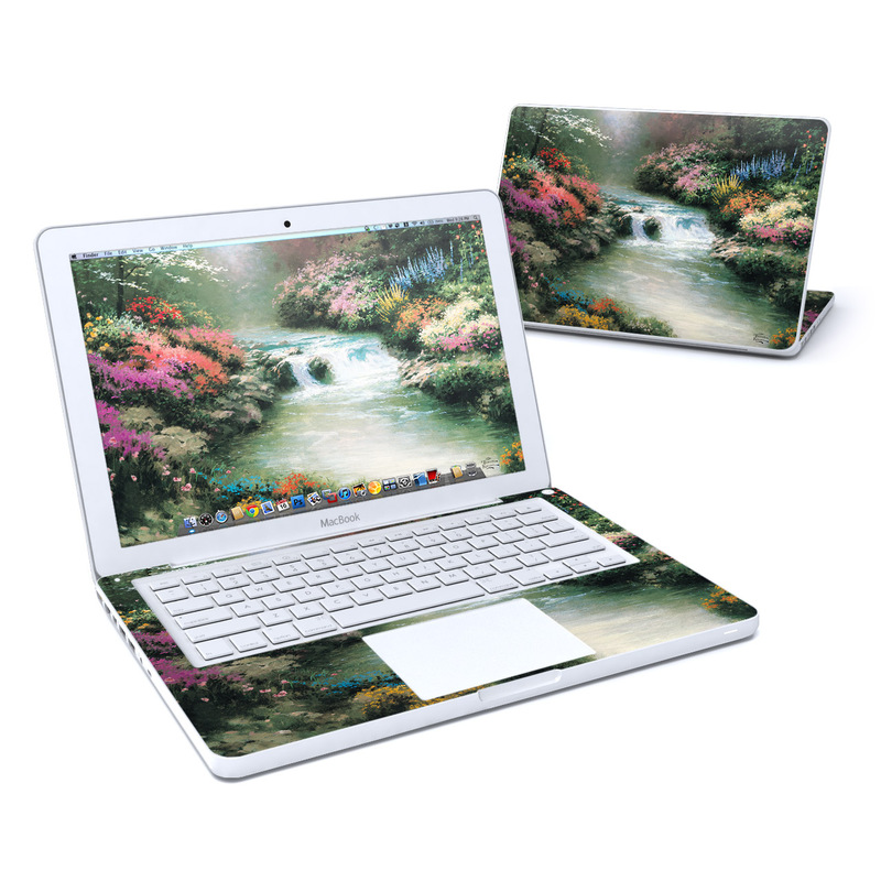 Beside Still Waters Old MacBook 13-inch Skin