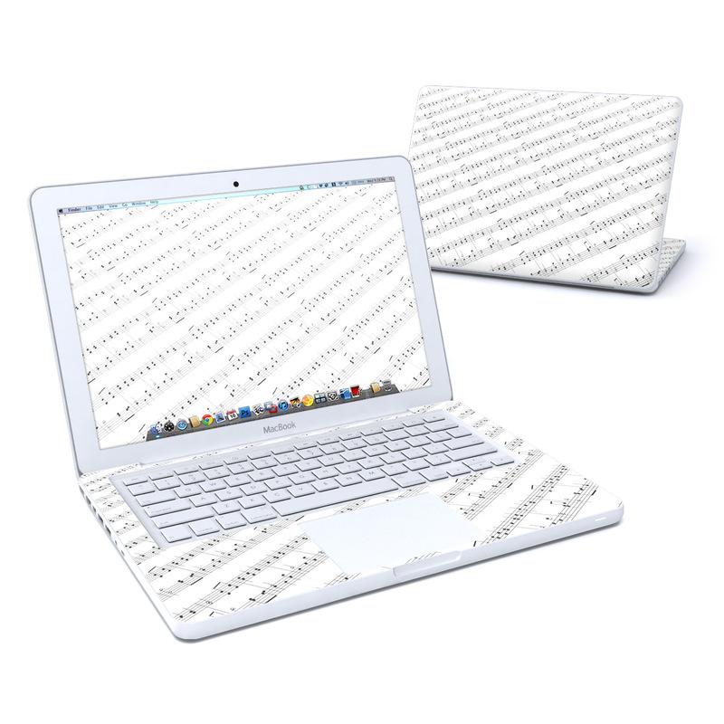 Symphonic Old MacBook 13-inch Skin