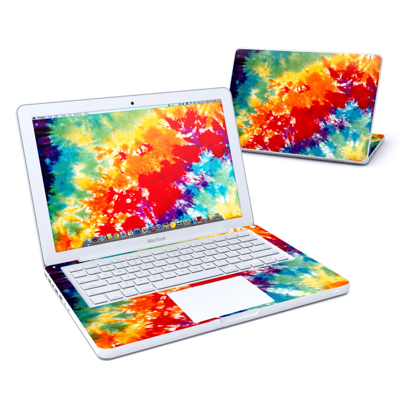 Tie Dyed MacBook 13-inch Skin
