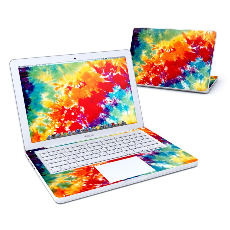 Tie Dyed MacBook 13-inch Skin