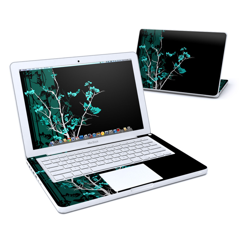 Aqua Tranquility Old MacBook 13-inch Skin