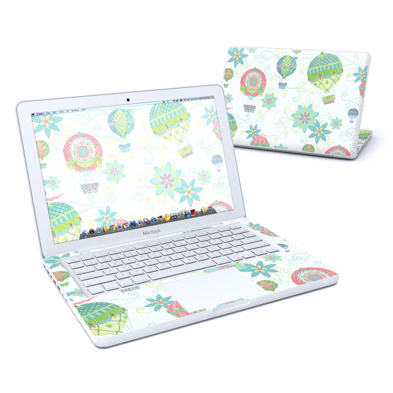 Up and Away MacBook 13-inch Skin