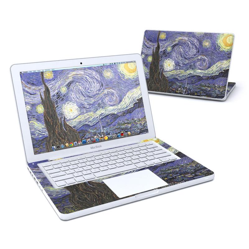 Starry Night MacBook 13-inch Skin