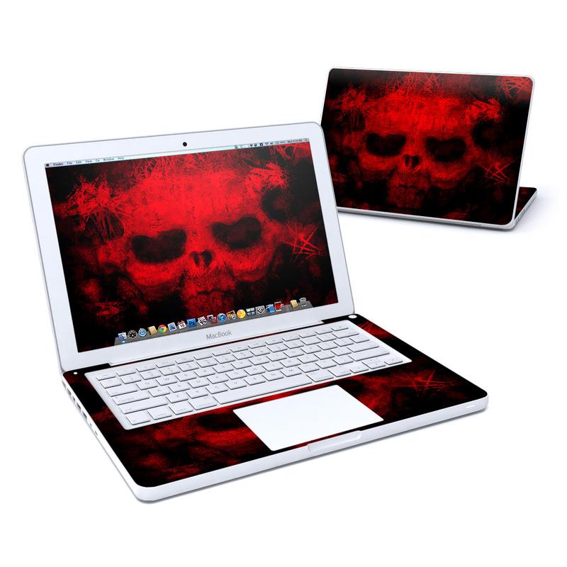 War MacBook 13-inch Skin