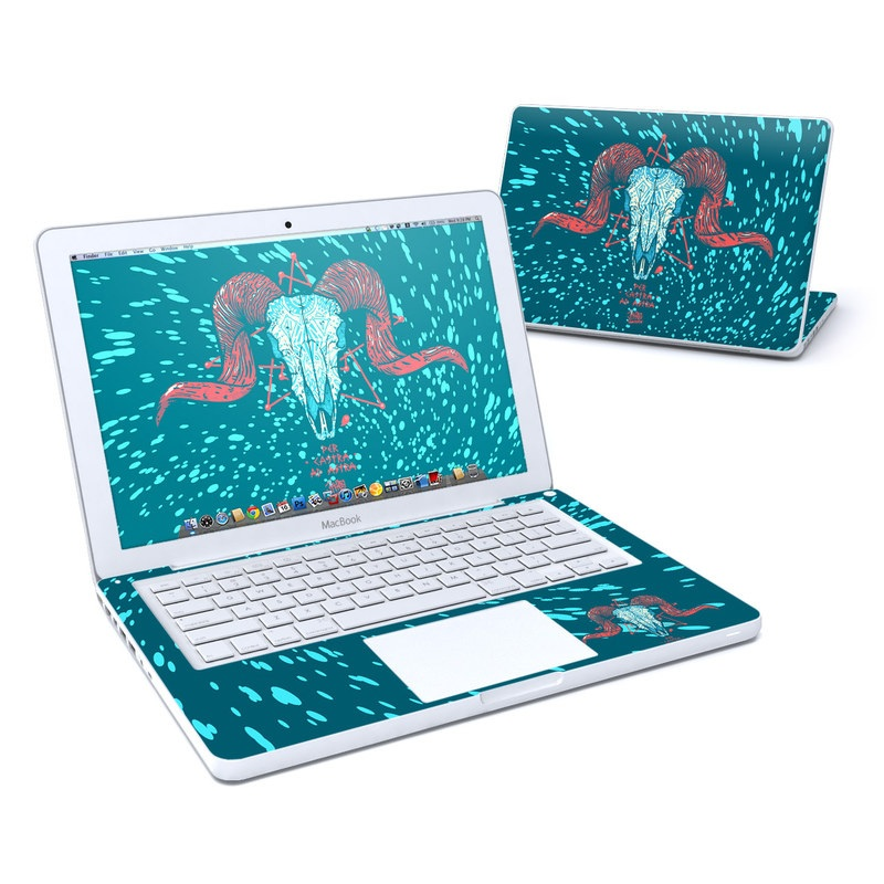 Warden MacBook 13-inch Skin