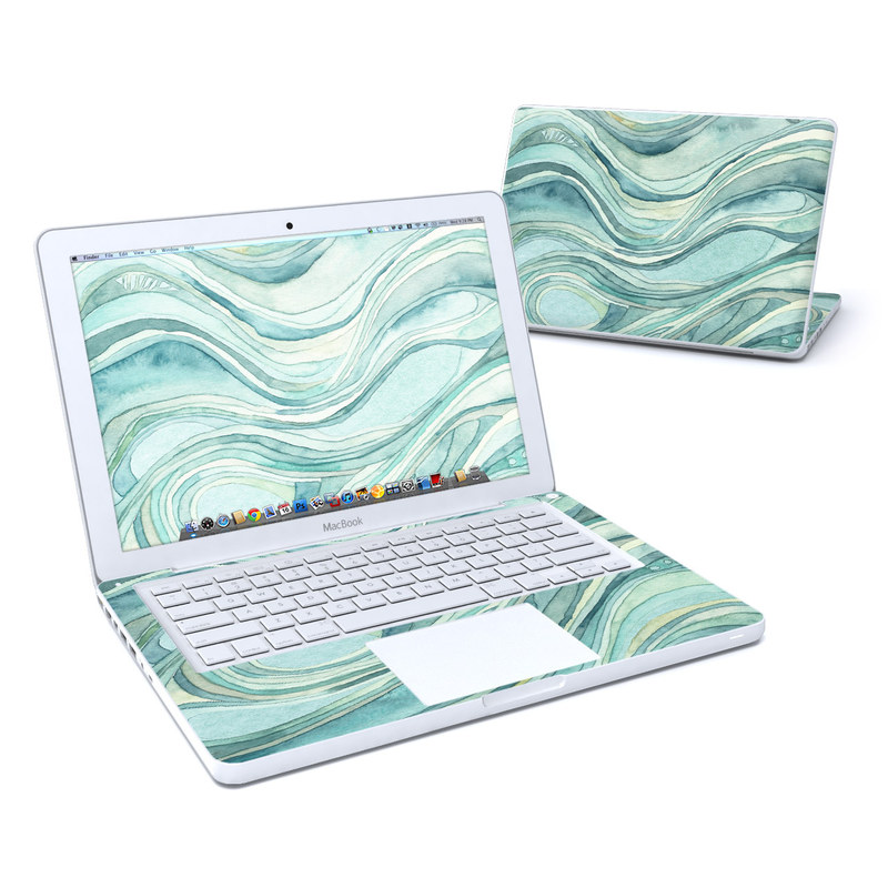 Waves MacBook 13-inch Skin
