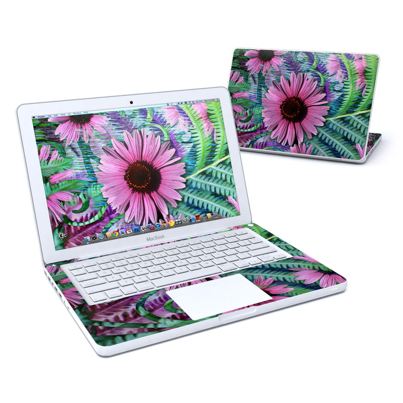 Wonder Blossom MacBook 13-inch Skin
