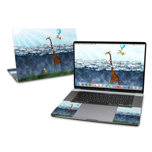 Above The Clouds MacBook Pro 16-inch Skin