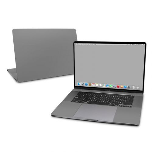 Solid State Grey MacBook Pro 16-inch Skin