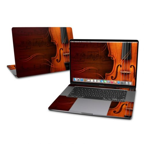 Violin MacBook Pro 16-inch Skin