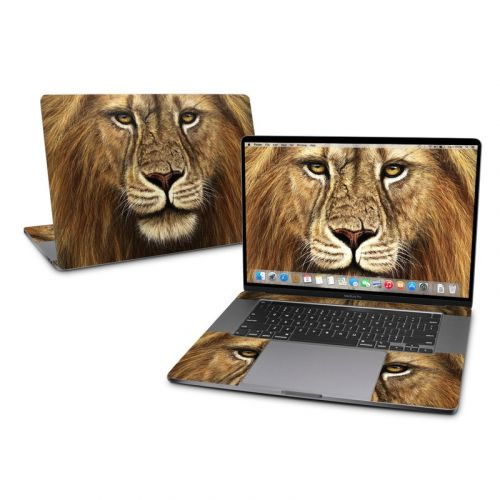Warrior MacBook Pro 16-inch Skin