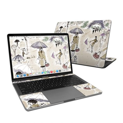 Ah Paris MacBook Pro 13-inch (2016) Skin