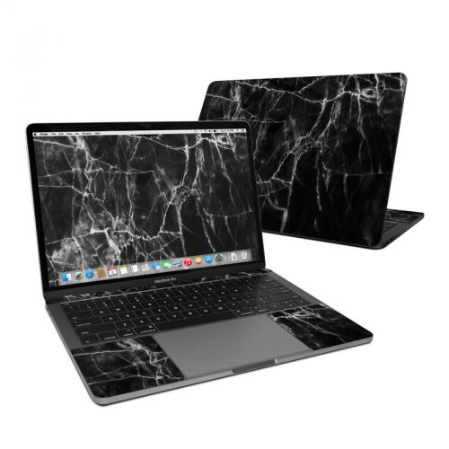 Black Marble MacBook Pro 13-inch (2016) Skin