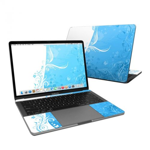 Blue Crush MacBook Pro 13-inch Skin