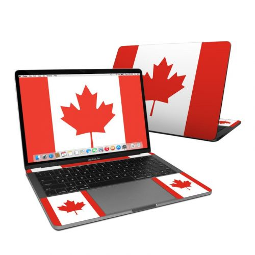 Canadian Flag MacBook Pro 13-inch (2016) Skin
