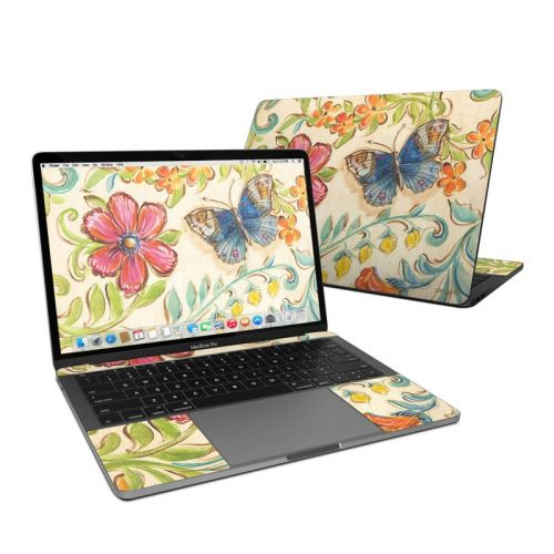 Garden Scroll MacBook Pro 13-inch (2016) Skin