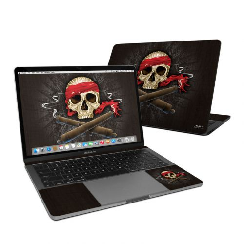 High Seas Drifter MacBook Pro 13-inch Skin