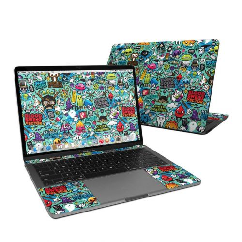 Jewel Thief MacBook Pro 13-inch Skin