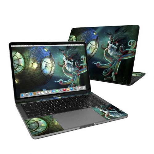 20000 Leagues MacBook Pro 13-inch Skin