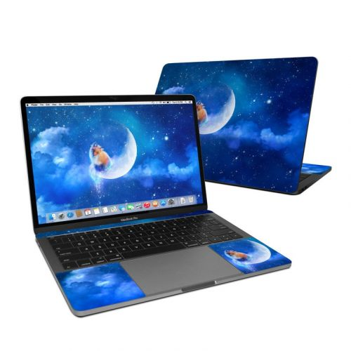 Moon Fox MacBook Pro 13-inch (2016) Skin