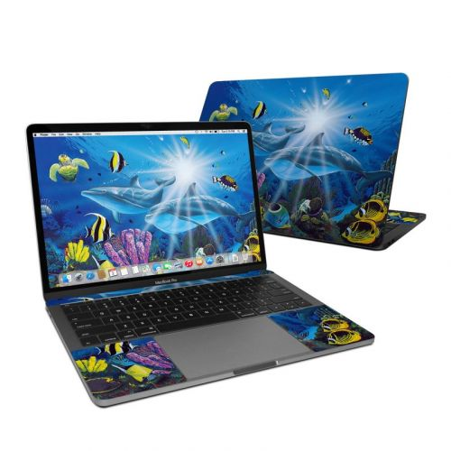 Ocean Friends MacBook Pro 13-inch (2016) Skin