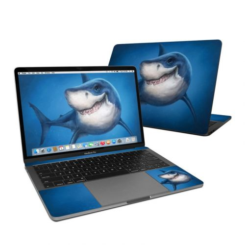 Shark Totem MacBook Pro 13-inch Skin