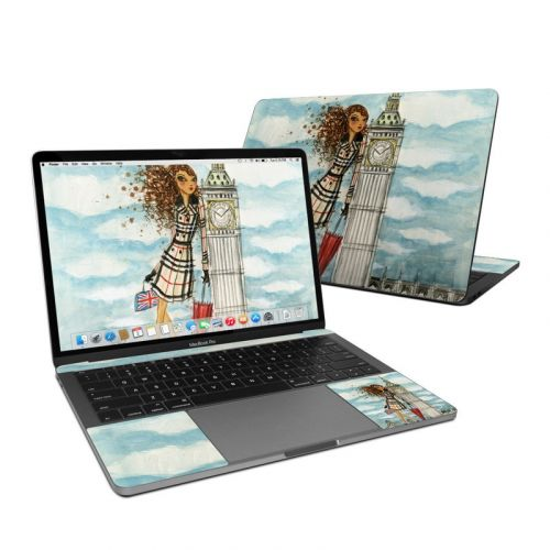 The Sights London MacBook Pro 13-inch (2016) Skin