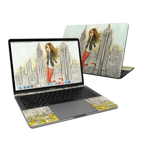 The Sights New York MacBook Pro 13-inch (2016) Skin
