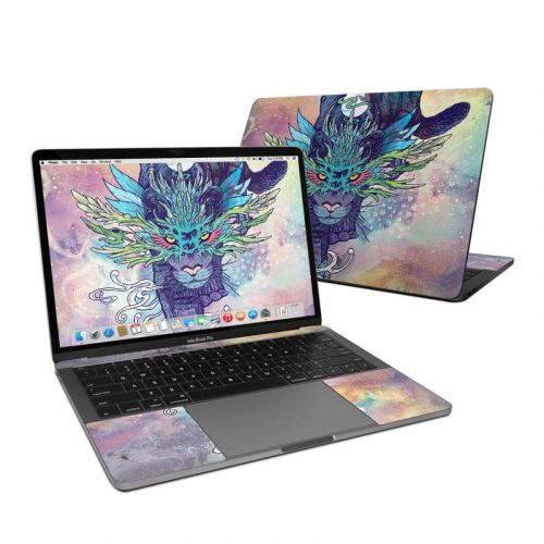 Spectral Cat MacBook Pro 13-inch (2016) Skin