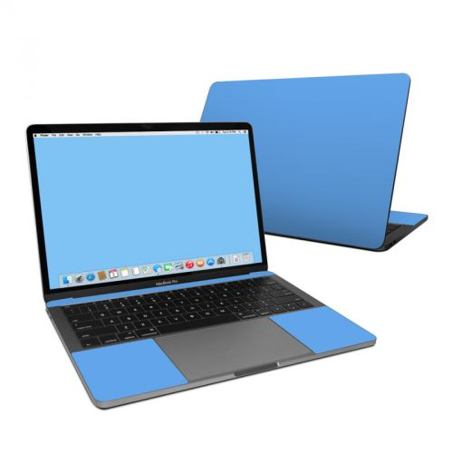 Solid State Blue MacBook Pro 13-inch (2016) Skin
