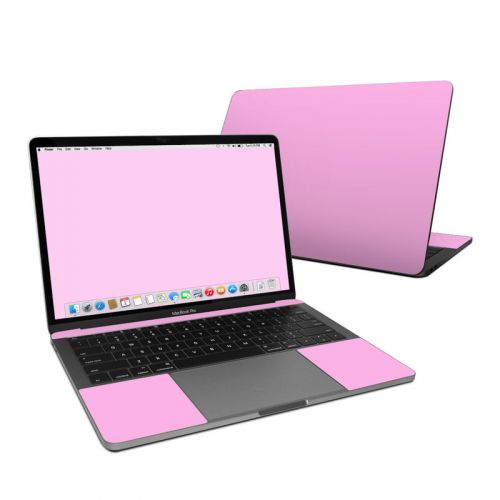 Solid State Pink MacBook Pro 13-inch Skin