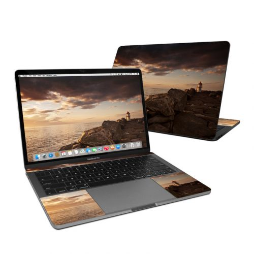 Sunset Beacon MacBook Pro 13-inch Skin
