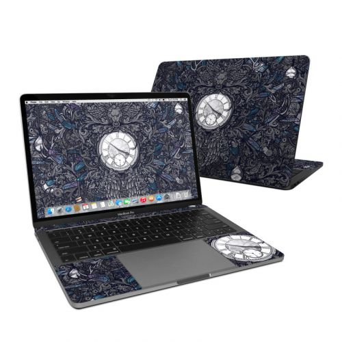 Time Travel MacBook Pro 13-inch (2016) Skin