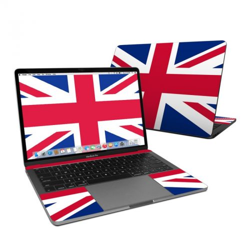 Union Jack MacBook Pro 13-inch (2016) Skin
