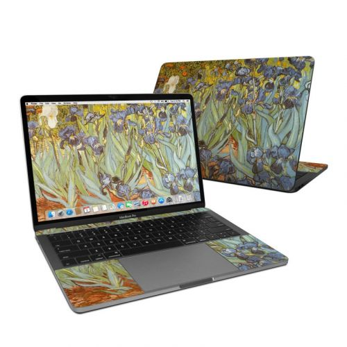 Irises MacBook Pro 13-inch (2016) Skin