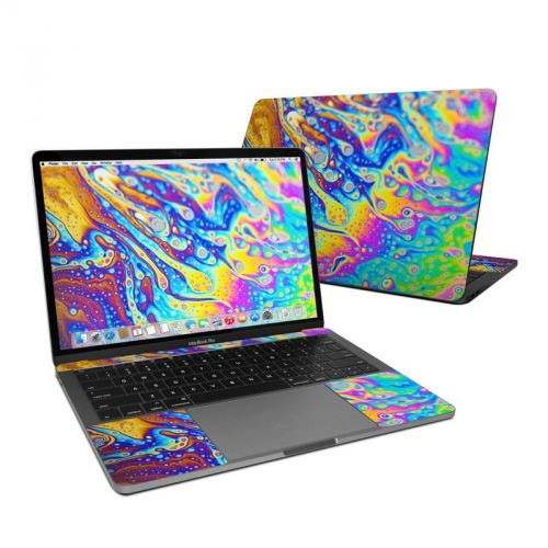 World of Soap MacBook Pro 13-inch Skin