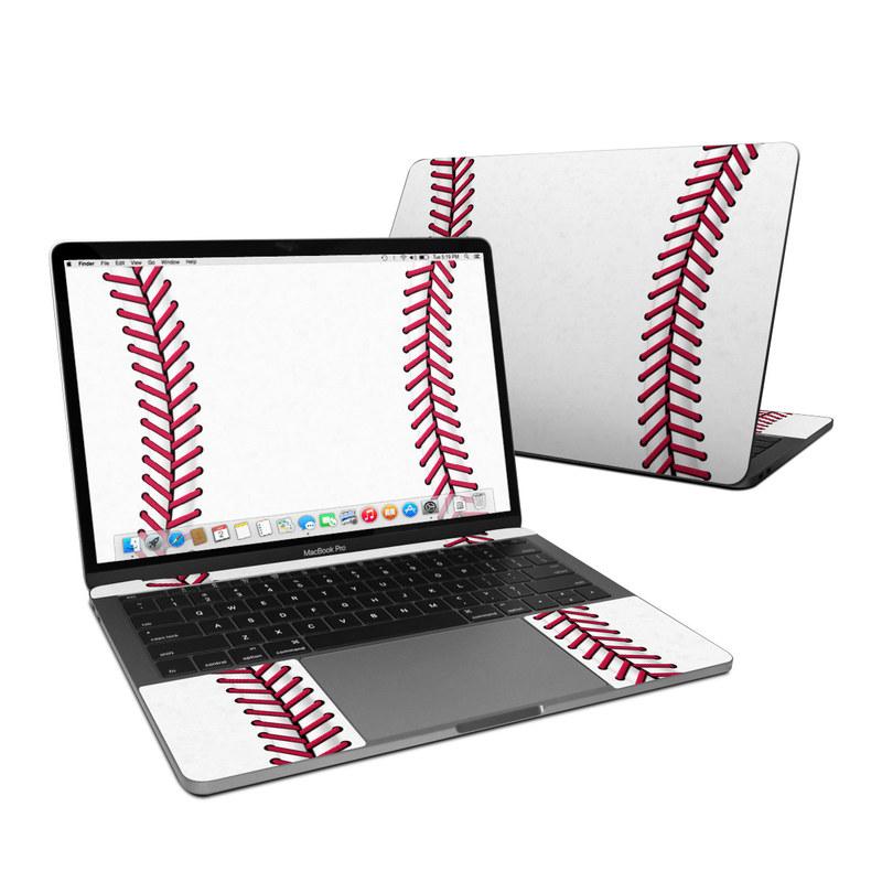 Baseball MacBook Pro 13-inch Skin