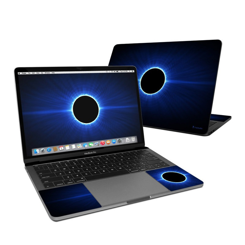 Blue Star Eclipse MacBook Pro 13-inch (2016) Skin