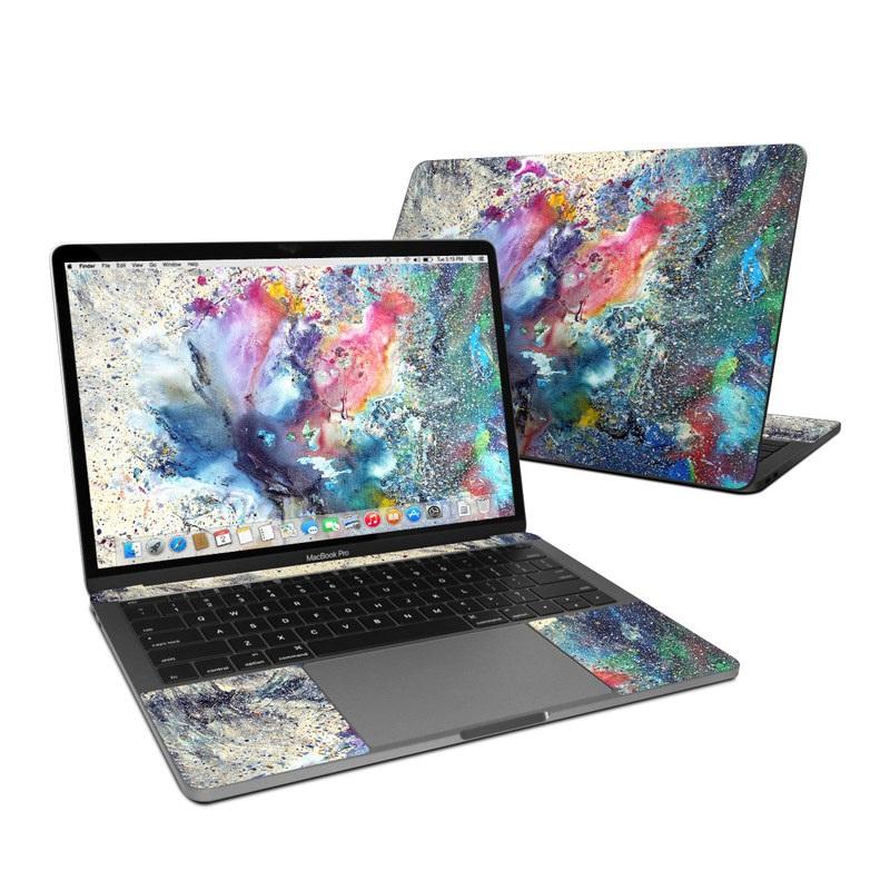 Cosmic Flower MacBook Pro 13-inch (2016) Skin