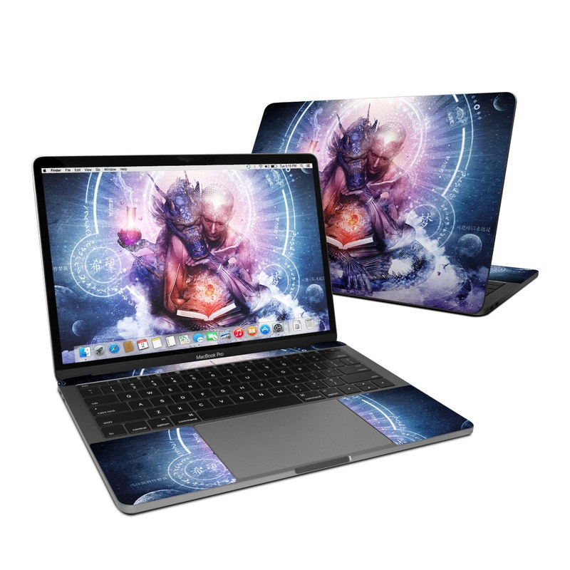 Dream Soulmates MacBook Pro 13-inch Skin