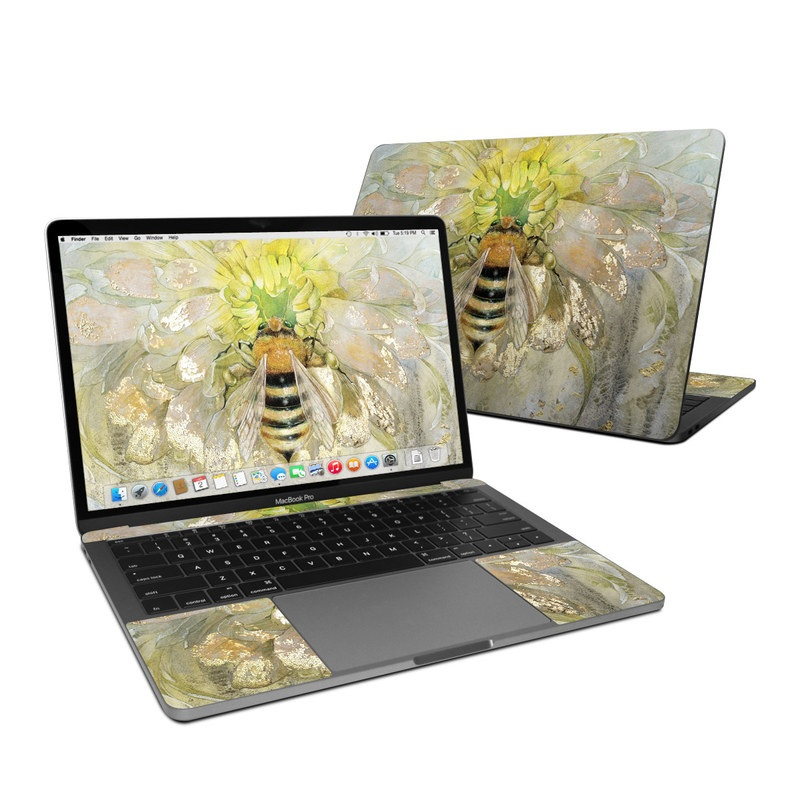 Honey Bee MacBook Pro 13-inch (2016) Skin